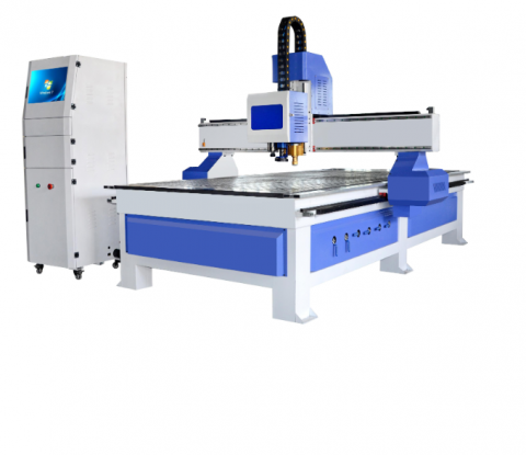 CNC couteaux oscillants 2500 x 1300