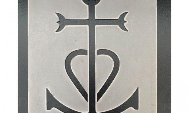 DIAM Laser Découpe acier Lyon, décoration en acier personnalisé