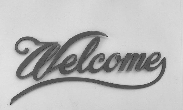 DIAM Laser Découpe acier Lyon, texte décoratif n en acier personnalisé